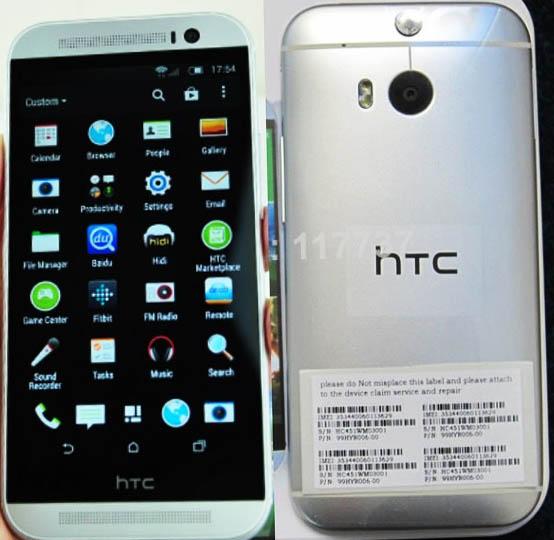 точная копия HTC One M8