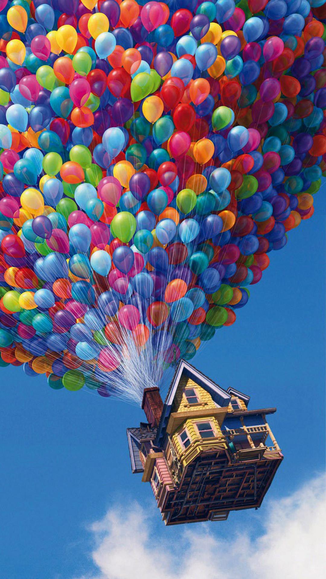 Воздушные шарики - обои для мобильного: htc-one-m8.ru/wiev-photo-177.php